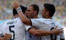Pháp – Đức (0-1): Gà mà không gáy thì... về