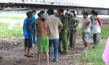 Phát hiện thi thể trên sông Sài Gòn