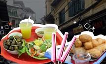 Những món ăn nhanh nên thử tại phố cổ Hà Nội