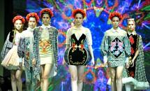 Chiêm ngưỡng thiết kế thời trang Búp bê Nga