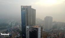 Khu liên cơ quan 8 sở, ngành Hà Nội đang xây thế nào?