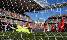 [VIDEO] Argentina - Thụy Sỹ (1-0): 'Đòn kết liễu' của Di Maria