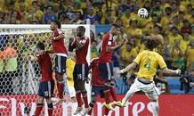 [VIDEO] Brazil – Colombia (2–1): Bàn thắng kinh điển của David Luiz