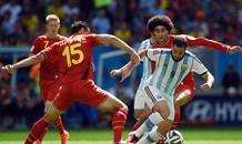[VIDEO] Argentina - Bỉ (1-0): Higuain diệt 'Quỷ'