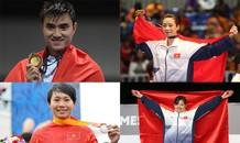 Tin nóng SEA Games: Việt Nam vượt lên thứ 3 toàn đoàn