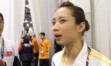 Võ sĩ Wushu Thuý Vi: 'Có mệt nữa thì em vẫn tiếp tục cố gắng'