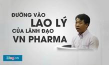 Đường vào lao lý của lãnh đạo VN Pharma