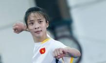 Ngọc nữ Wushu bị mẹ phàn nàn vì 'đi biền biệt'