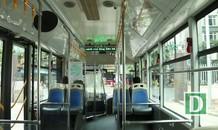 Buýt nhanh BRT Hà Nội vắng khách