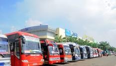 Tăng cường 3.500 lượt xe mỗi ngày dịp Tết 2013