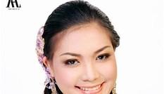 Tân Hoa hậu Việt Nam 2008 qua ảnh