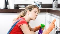 Chất tẩy rửa an toàn hơn cho sức khỏe