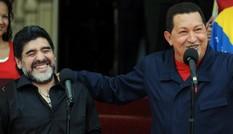 Tổng thống Venezuela và các ngôi sao quốc tế