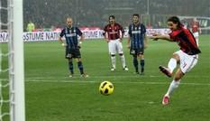 """Clip: Ibra """"nổ súng"""" giúp Milan vượt Inter"""