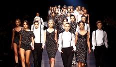 Đắm say với thời trang của  Dolce & Gabbana