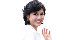 Việt Trinh: Áp lực 'vẻ đẹp vượt thời gian'