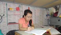 Cô sinh viên 1,3m nỗ lực vượt lên số phận