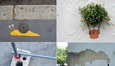 Khi đường phố biến thành tranh vẽ