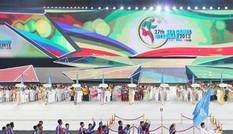 Bế mạc SEA Games: Việt Nam thứ ba toàn đoàn