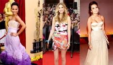 Mười chiếc váy xấu nhất trên thảm đỏ năm 2010