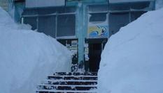 Tuyết dày ba mét, 200 người Nga chết rét