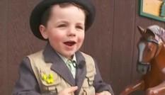 Clip cậu bé 4 tuổi làm thị trưởng