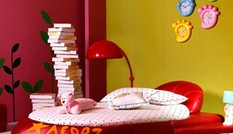 Những kiểu giường siêu yêu cho bé