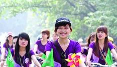 Khởi động chiến dịch đạp xe giúp Hà Nội