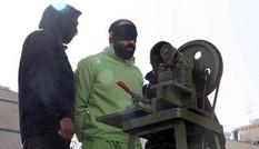 Iran dùng máy cưa tay phạm nhân