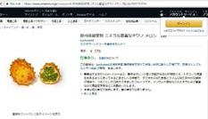 Gần 400.000 đồng một quả... dưa chuột Nhật Bản bán ở Việt Nam