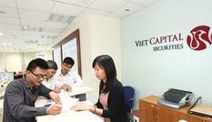 Chứng khoán Bản Việt chào sàn giá 48.000 đồng một cổ phiếu