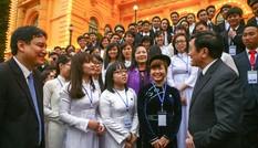 Chủ tịch nước Trương Tấn Sang: Tài phải đi liền với đức