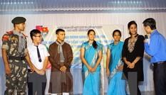 Tổng đội Thiếu sinh quân Ấn Độ thăm Đoàn Thanh niên