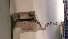 Chung cư xây bể ngầm gây nứt nhà dân