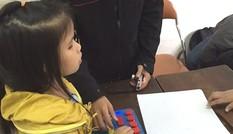Học trò chế máy đánh chữ cho người khiếm thị