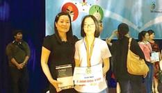Nữ sinh giành 3 suất học bổng danh giá