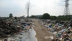 Lãng phí tiềm năng biến rác thải thành nguyên liệu sản xuất năng lượng