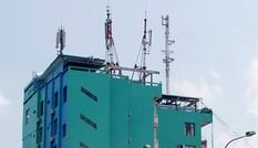 Dừng xây dựng cột ăng ten cồng kềnh ở một số khu vực nội đô