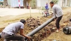 Nỗ lực đảm bảo cung cấp nước sạch cho người dân Thủ đô