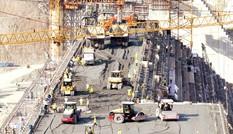Sông Đà - 'Anh cả' trong xây dựng thủy điện, công trình ngầm