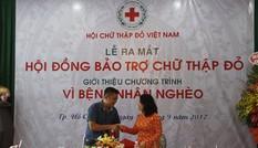 Ra mắt địa chỉ bảo trợ khám chữa bệnh cho người nghèo toàn quốc