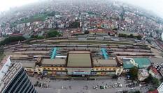 Đề xuất xây cao ốc 70 tầng khu vực ga Hà Nội: Ngược quy hoạch, hạ tầng có đủ sức gánh?