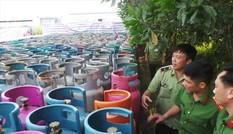 Điều tra hơn 23.000 vỏ bình gas nghi chiếm giữ trái phép