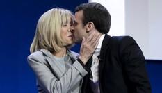 Tổng thống Pháp ca ngợi vợ trên truyền hình