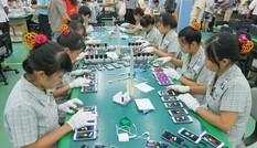 Hơn 50% điện thoại và linh kiện nhập từ Trung Quốc