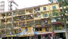 Đình chỉ hoạt động chung cư không đảm bảo PCCC