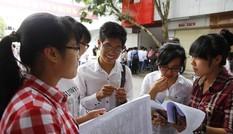 Bộ GD&ĐT công bố đáp án các môn thi đại học đợt một