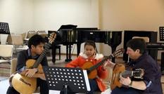 Giáo sư Mỹ tới Việt Nam tuyển chọn suất học bổng âm nhạc