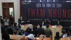 Sinh viên khoa Luật và phiên tòa chống tham nhũng