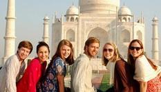 Thực tập sau đại học tại Ấn Độ năm 2014